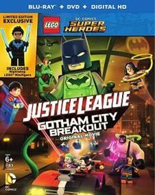 JL Gotham City Breakout