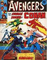 Avengers SSC