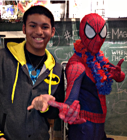 Main Street Comics FCBD 6 Spidey Fan