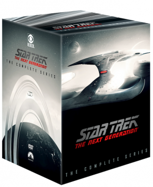 ST-TNG Complete Series