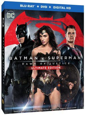 Batman v Superman DOJ Boxart 3D