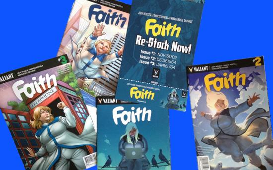 Faith Comics
