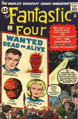 Planet X Fantastic Four