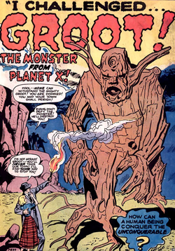 Planet X Groot