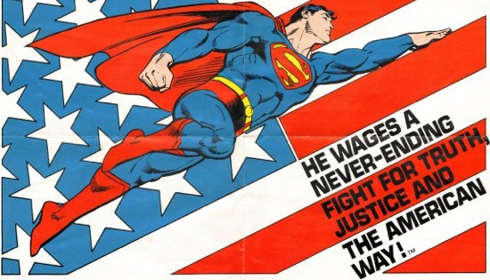 Truth Justice and the American Way