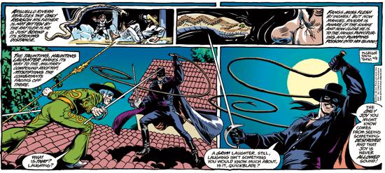 Zorro strip 1
