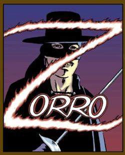 Zorro z Logo