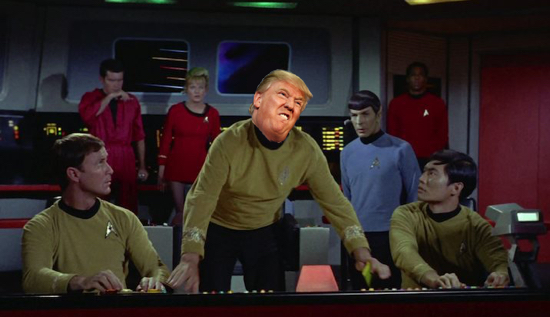 doomsday machine trump
