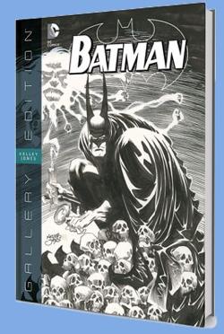 Batman Kelly Jones Book Graphitti