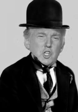 Charlie Chaplin Trump