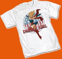 Dream Girl Graphitti Bombshell T Shirt