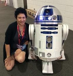 Me & R2