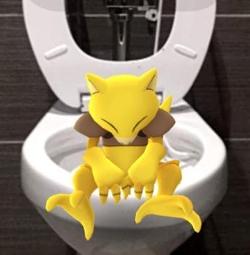 Pokemon Squat