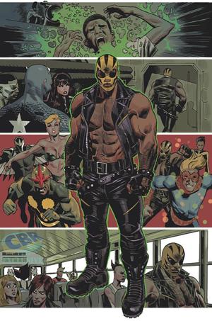 Rage in Captain America