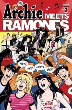 Ramones & Archie