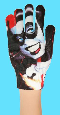 Harley Quinn Glove