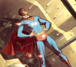 superman bullet