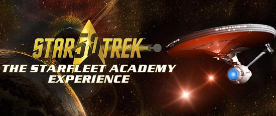 Star Trek Starfleet Academy Experience