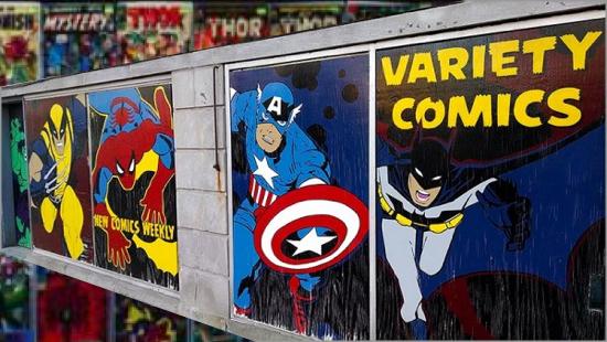 variety-comics
