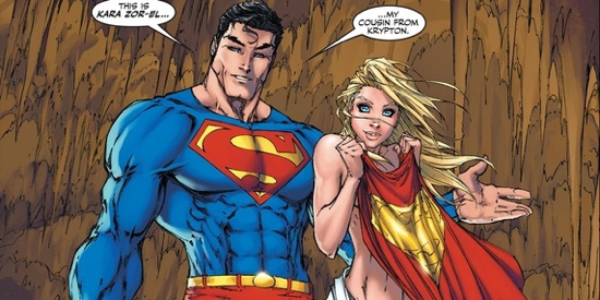 superman-and-supergirl