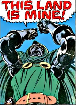 doctor-doom-this-land-is-mine