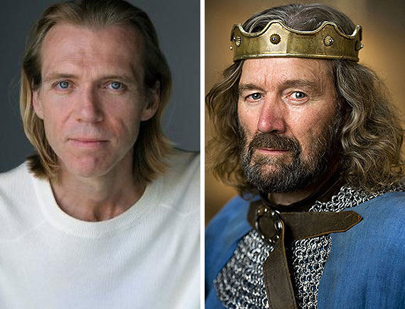 Clive Russell the terror